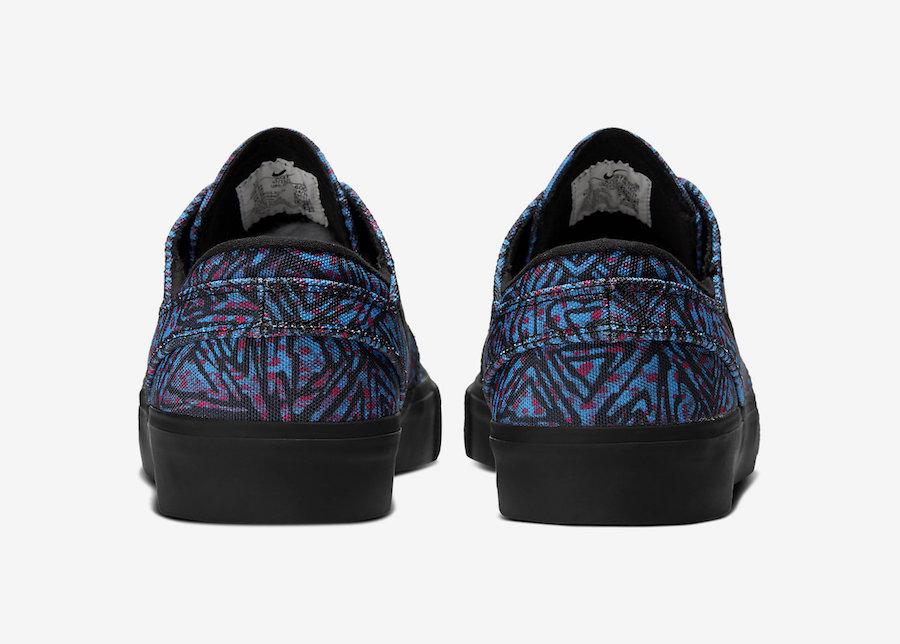 Nike SB Stefan Janoski Watermelon Tribal AQ7878-600 Release Date Info