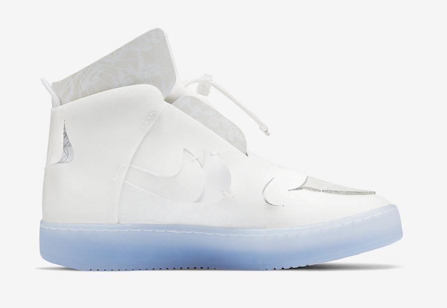 Nike Vandalized White Reflective CU3003-919 Release Date Info