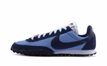 Nike Waffle Racer Light Blue Midnight Navy CN8115-400 Release Date Info