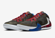 Nike Zoom Freak 1 Employee of the Month CD4962-001 Release Date Info