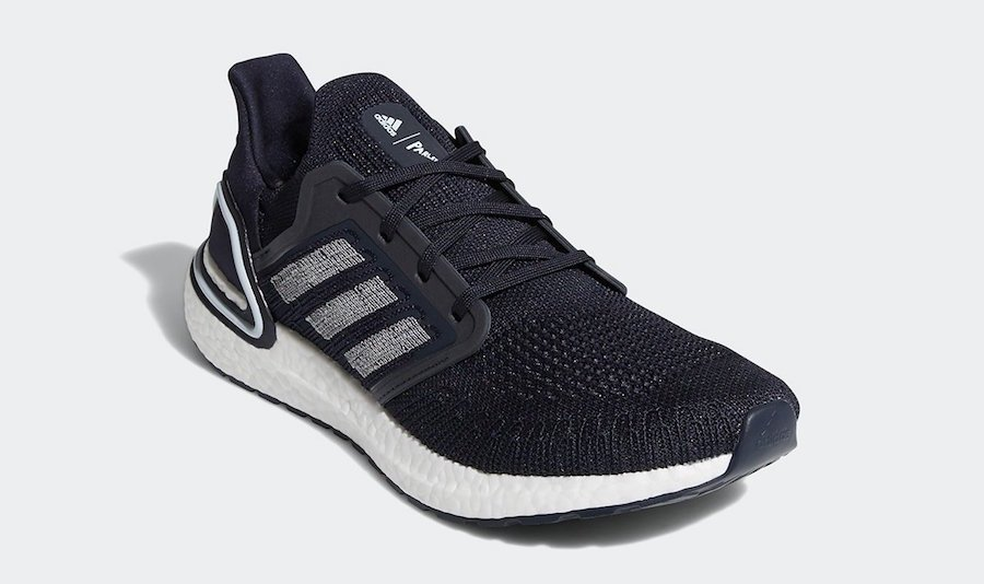 Parley adidas Ultra Boost 2020 Legend Ink FW5669 Release Date Info