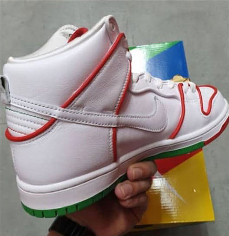 Paul Rodriguez Nike SB Dunk High Release Date Info