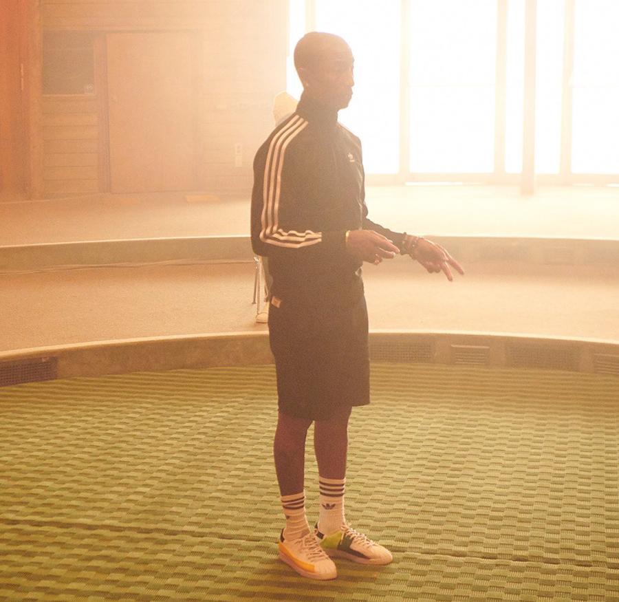 Pharrell Williams adidas Superstar Release Date Info