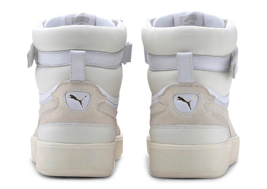Puma Sky LX Mid Lux White Cream Release Date Info