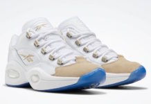 Reebok Question Low Oatmeal EF7609 Release Date Info