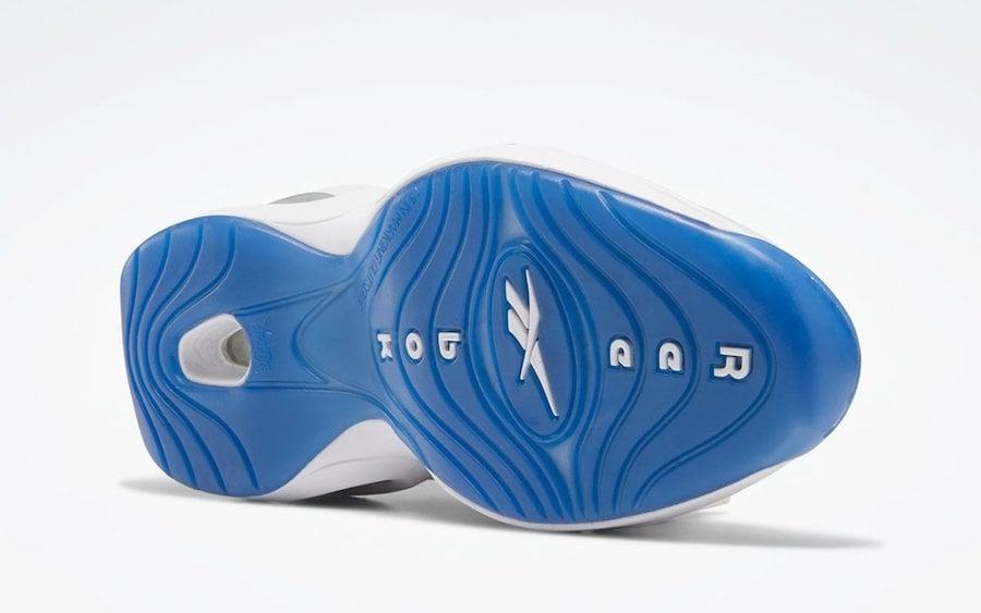 Reebok Question White Blue EF7598 Release Date Info
