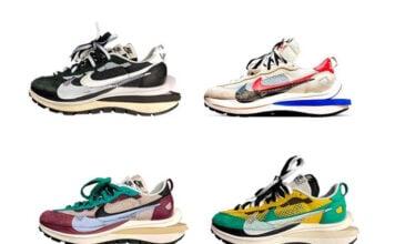 Sacai Nike VaporWaffle Release Date Price