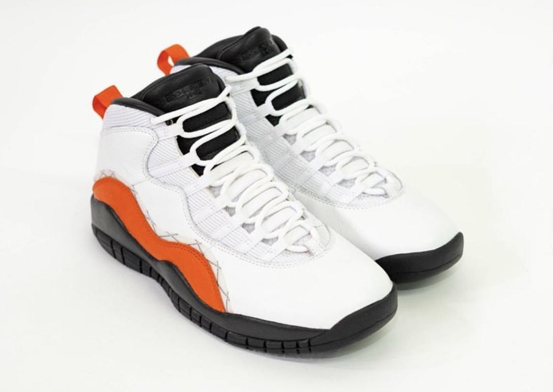 SoleFly Air Jordan 10 Release Date