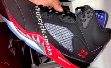 Top 3 Air Jordan 5 CZ1786-001 Release Details