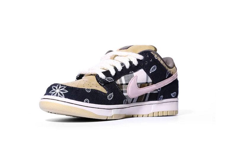Travis Scott Nike SB Dunk Low QS CT5053-001 Release Details