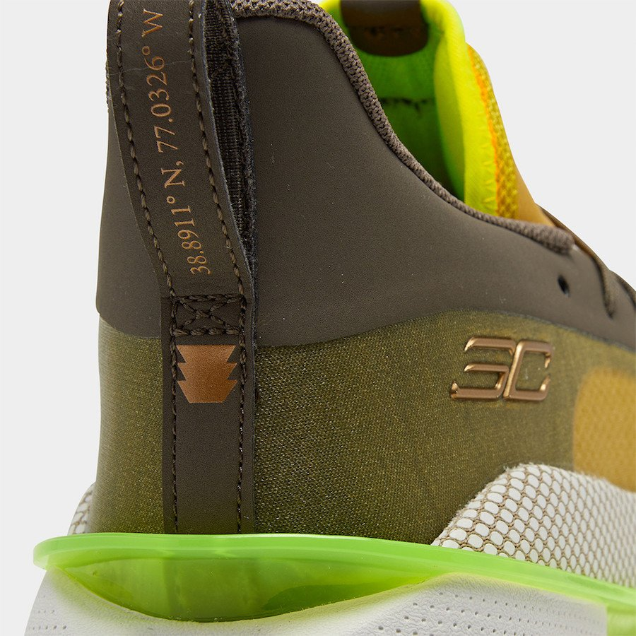 Under Armour Curry 7 Our History Release Date Info
