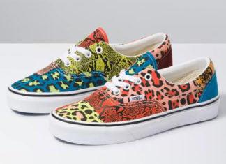Vans Patchwork Era Leopard Snakeskin Release Date Info