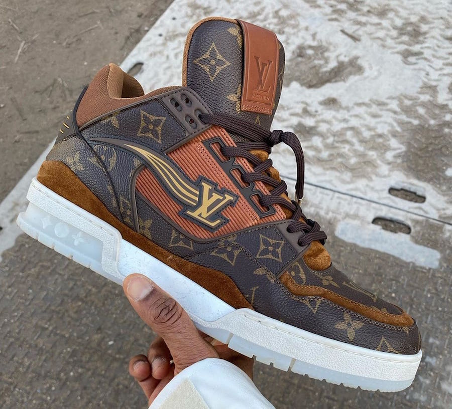 Virgil Abloh Louis Vuitton Sneaker 2020 Release Date Info