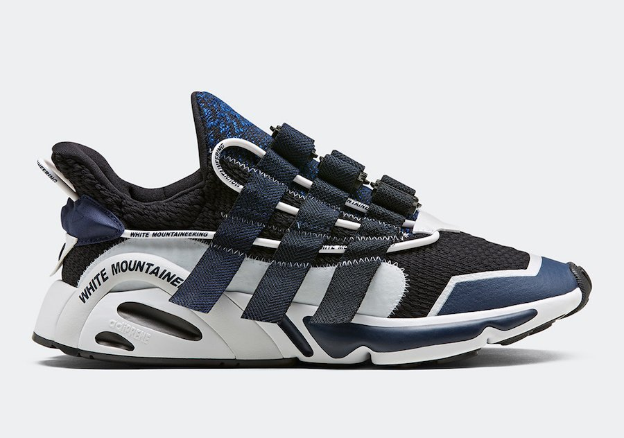 White Mountaineering adidas LXCON FV7536 Release Date Info