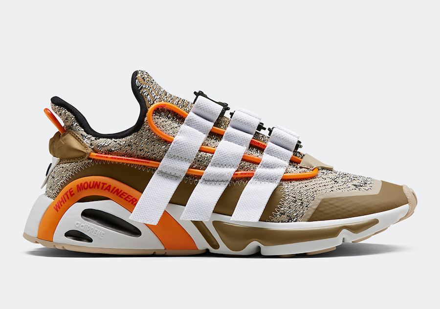 White Mountaineering adidas LXCON FV7538 Release Date Info