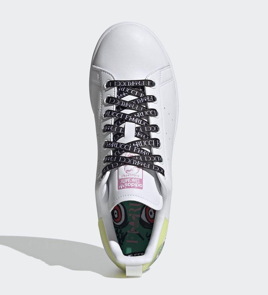 Fiorucci adidas Stan Smith EG5152 Release Date Info