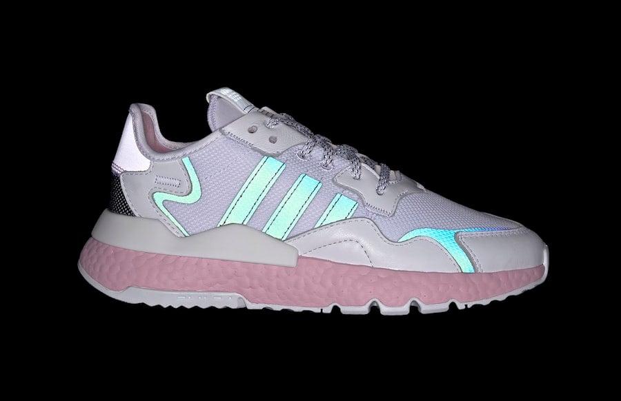 adidas Nite Jogger True Pink EG7942 Release Date Info