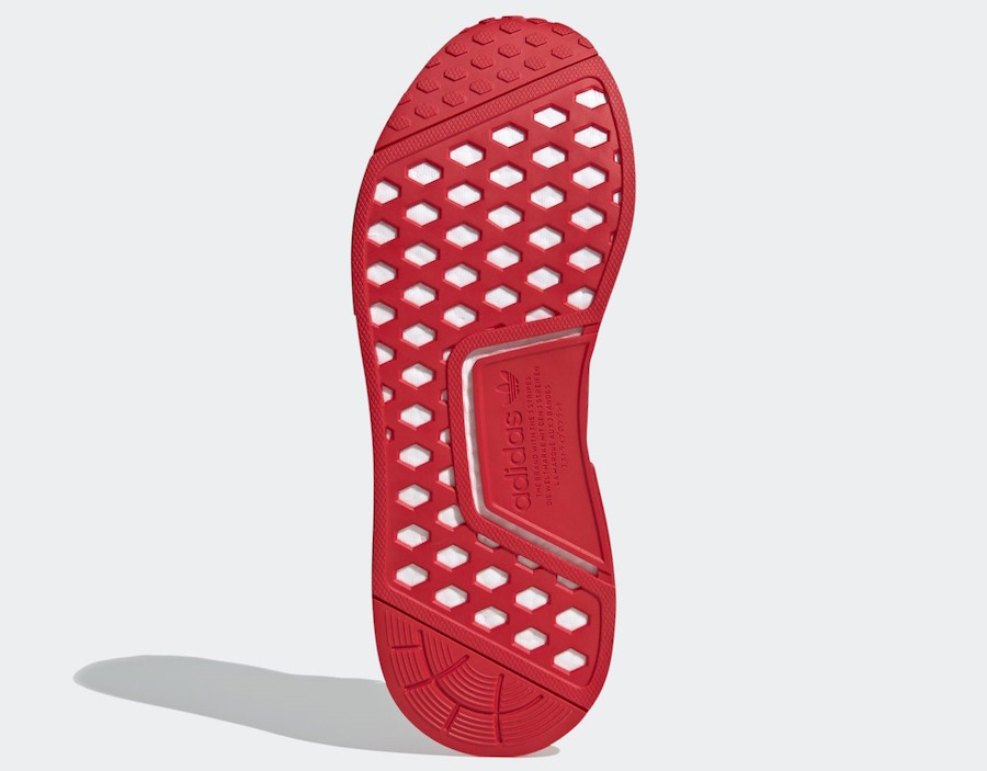 adidas NMD R1 Red FX4358 Release Date Info