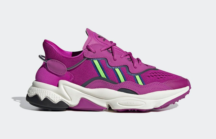 adidas Ozweego Vivid Pink EH1197 Release Date Info
