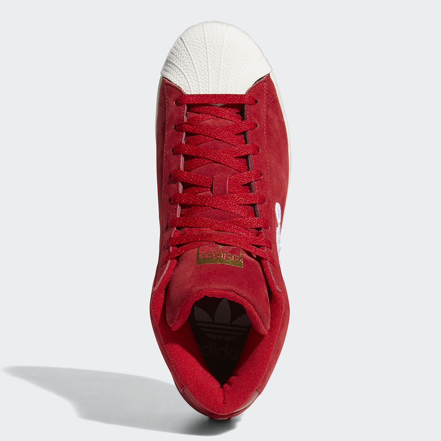 adidas Pro Model Chicago FV4485 Release Date Info