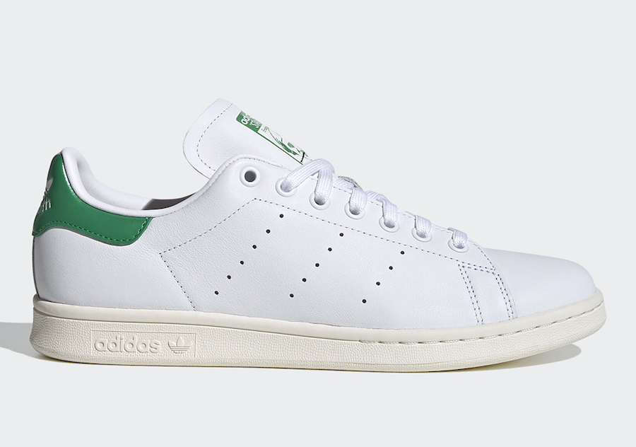 adidas Stan Smith Valentines Day White Green EH1735 Release Date Info