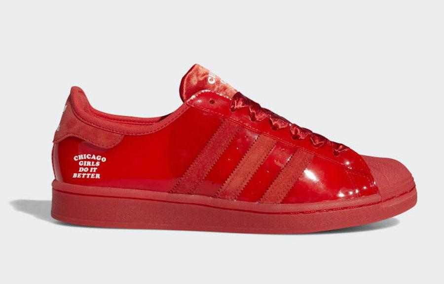 adidas Superstar Chicago Girls FX3471