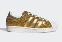 adidas Superstar Gold Metallic FW8168 Release Date Info