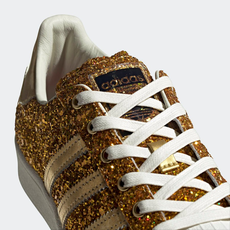 adidas Superstar Gold Metallic FW8168 Release Date Info