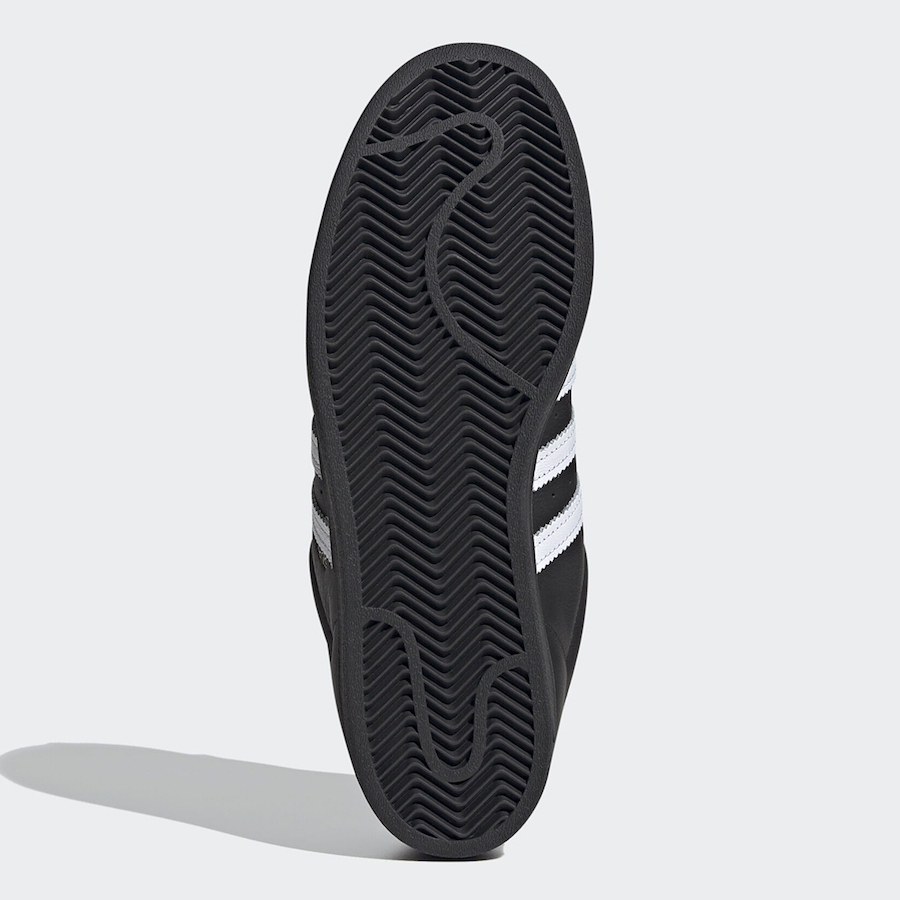 adidas Superstar Laceless Black FV3018 Release Date Info