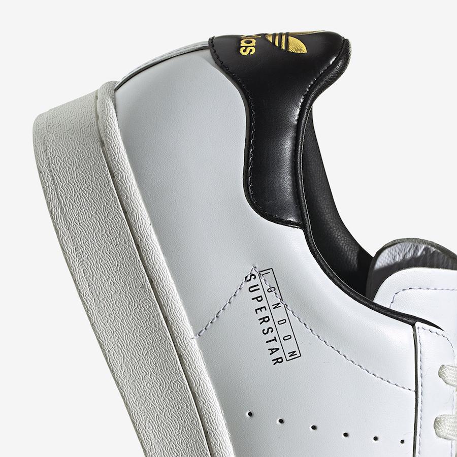adidas Superstar Pure London FV3016 Release Date Info