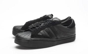 adidas Y-3 Yohji Pro Superstar Skate Low Triple Black EH2268 Release Date Info