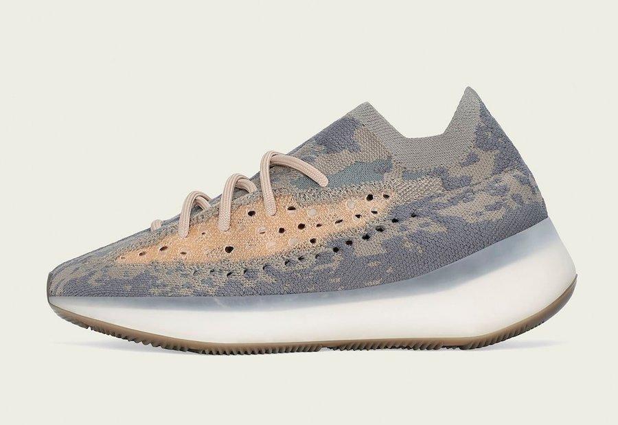 adidas Yeezy Boost 380 Mist FX9764 Release Details