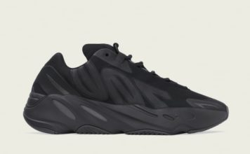 adidas Yeezy Boost 700 MNVN Black Restock