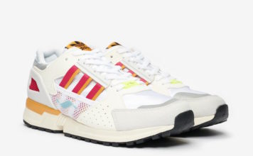 adidas ZX 10000C White Red FV6308 Release Date Info