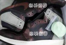 Air Jordan 1 Fresh Mint 555088-033
