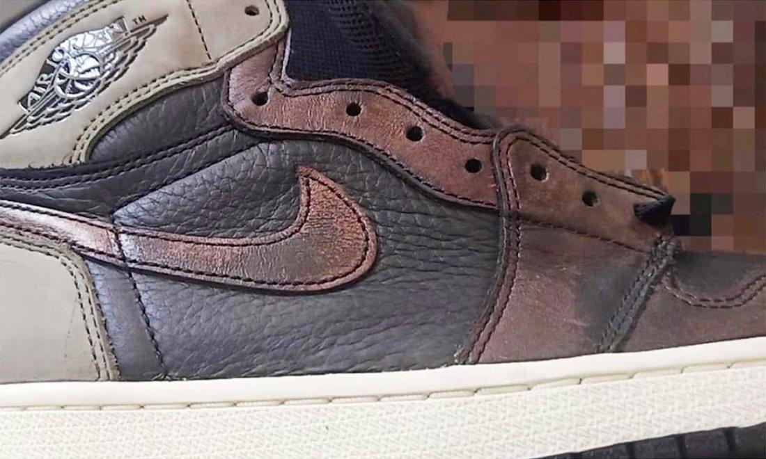 Air Jordan 1 Fresh Mint 555088-033 Release Info