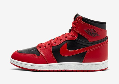 Air Jordan 1 High 85 Varsity Red Reverse Bred Release Date
