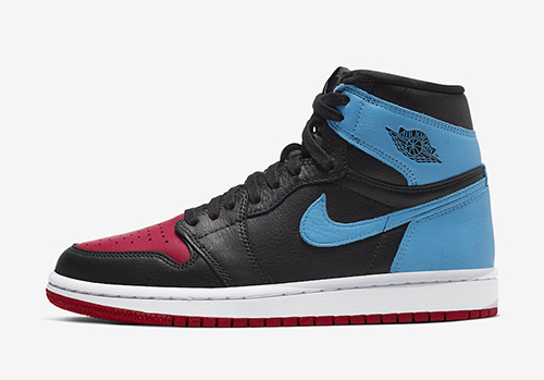 Air Jordan 1 High OG UNC to Chicago Release Date
