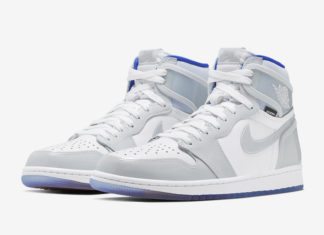 Air Jordan 1 High Zoom Racer Blue CK6637-104 Release Price