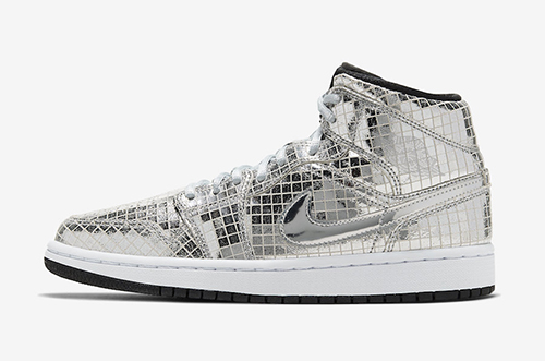 Air Jordan 1 Mid Disco Ball Release Date