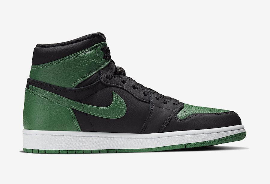 Air Jordan 1 Pine Green 555088-030