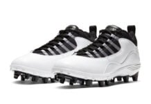Air Jordan 10 Steel Baseball Cleats Release Date Info