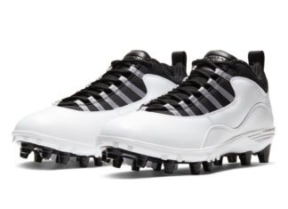Air Jordan 10 Steel Baseball Cleats Release Date Info