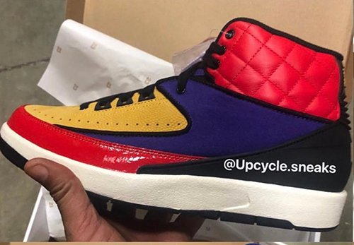 Air Jordan 2 Multicolor Release Date