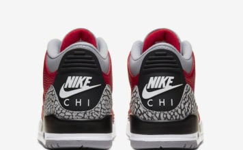 Air Jordan 3 NIKE CHI Chicago All-Star CU2277-600 Release Date Info