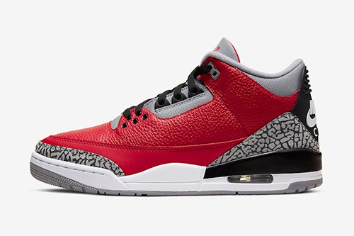 Air Jordan 3 NIKE CHI Chicago All-Star Release Date