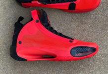 Air Jordan 34 Infrared 23 AR3240-600 Release Date Info