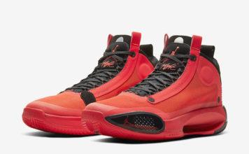 Air Jordan 34 XXXIV Infrared 23 AR3240-600 Release Info