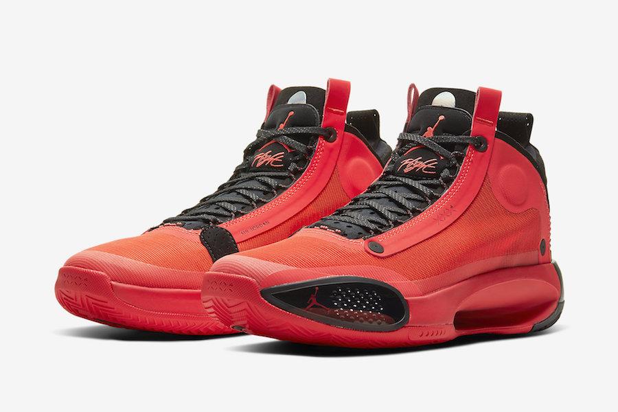 Air Jordan 34 Xxxiv Colorways Release Dates Sneakerfiles