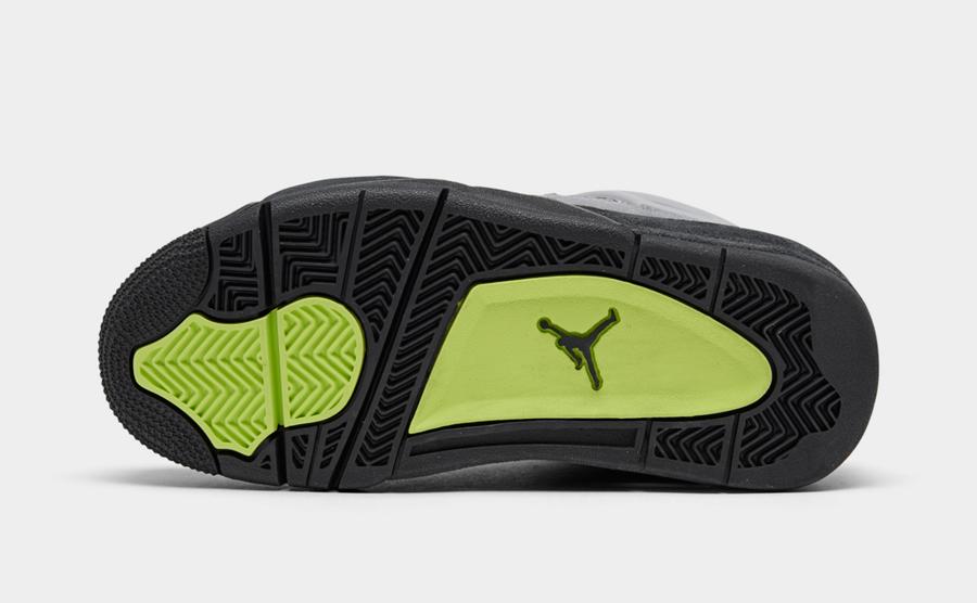 Air Jordan 4 Air Max 95 Neon Kids CT5343-007 Release Date
